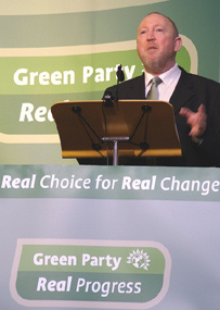 Keith Taylor- the Real Choice for Real Change