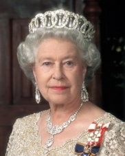 H.M. Queen Elizabeth II as Queen of Canada