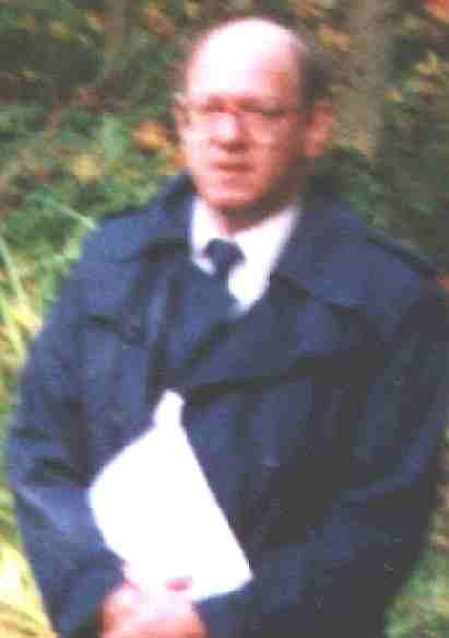 Patrick Scarpa, solicitor Wealden District Council