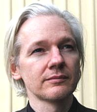 Julian Assange, freedom of information fighter
