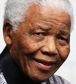 Nelson Mandela, brother freedom fighter, South Africa