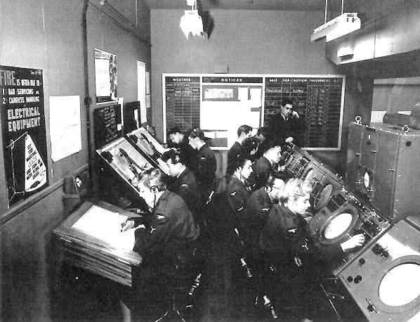 Raf wartling radar stations chain link world war two industrial left intercept room after flooding in 2004 right intercept room during world war two publicscrutiny Image collections
