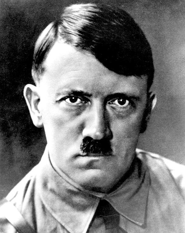 essay on hitlers life