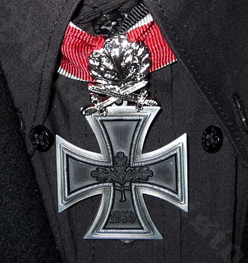 The Kinghts Iron Cross