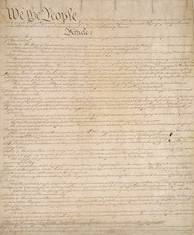 The Constitution is the supreme law of the United States