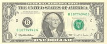 U.S. dollar is the national currency