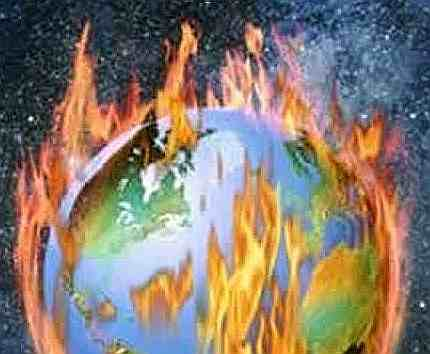 The planet Earth environment and global warming