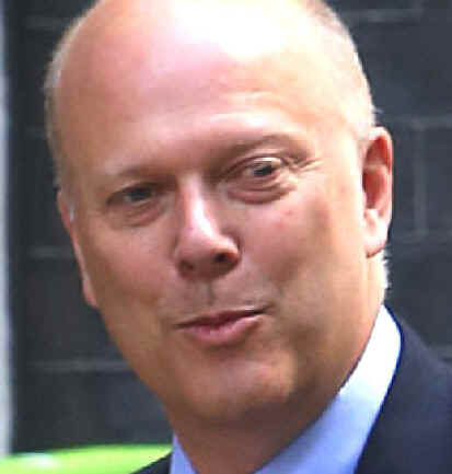 Chris Grayling, laws reforms are necessary