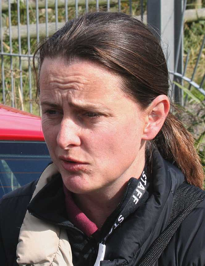 Cath Jackson, Natural England site manager
