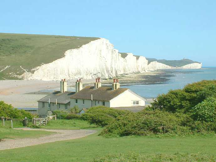 the cuckmere estuary project Heritage coast boundary the defined heritage coast stretches from eastbourne, along the iconic chalk cliffs of beachy head and seven sisters, past the cuckmere.